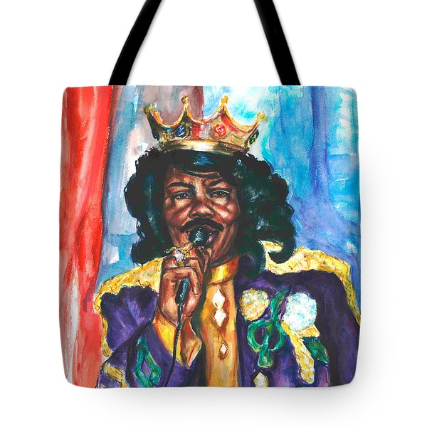 Emperor Of The Universe Tote Bag