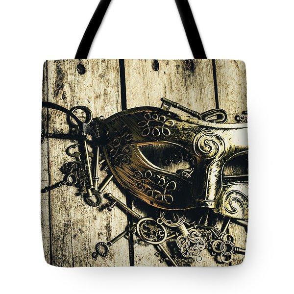 Emperors Keys Tote Bag