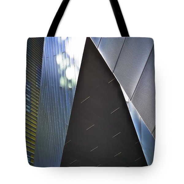 Empire Tote Bag by Skip Hunt