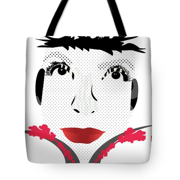 Empress Tote Bag