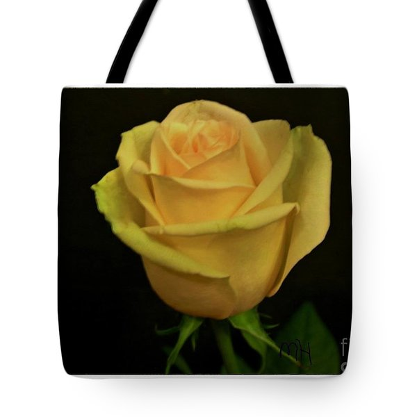 Tote Bag featuring the photograph Empress Rose by Marsha Heiken