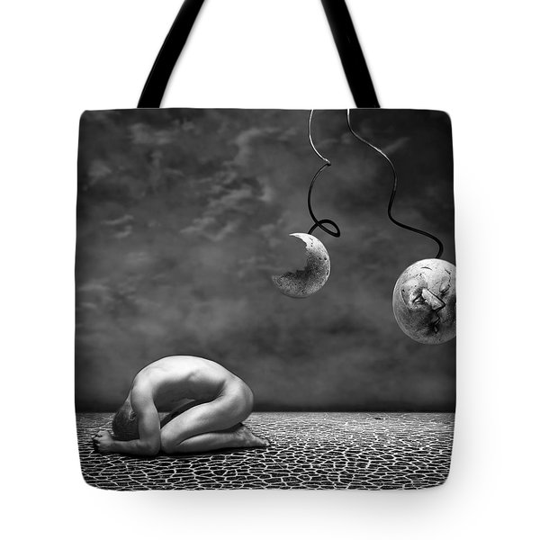 Emptiness II Tote Bag by Photodream Art