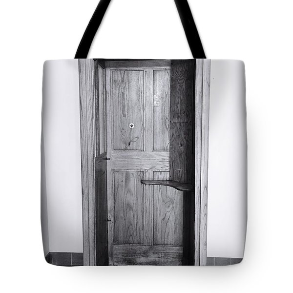 Empty Calling Tote Bag