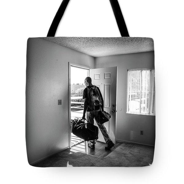 Empty Tote Bag