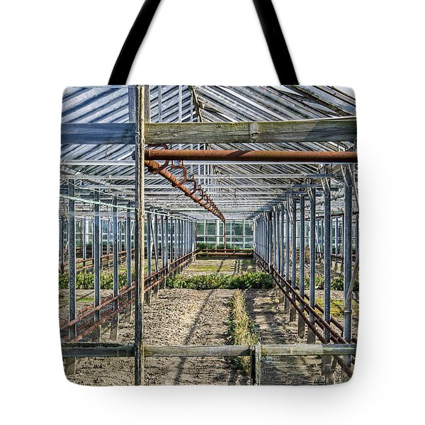 Empty Greenhouse Tote Bag