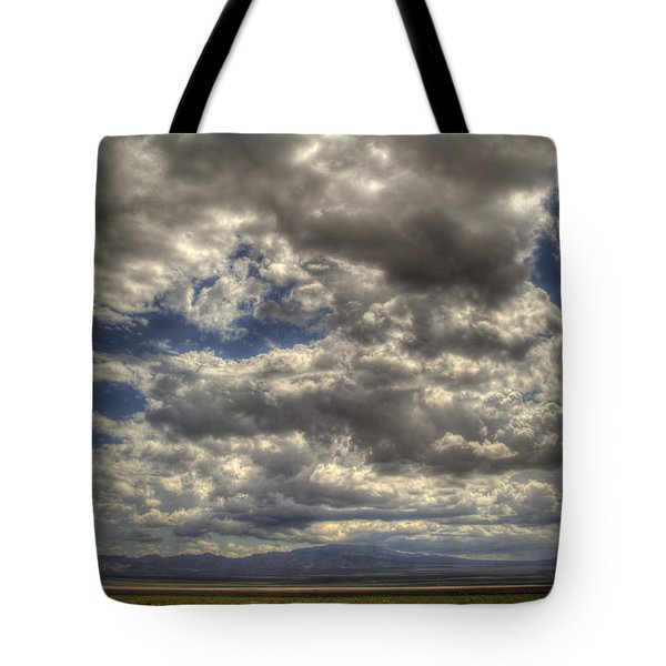 Empty Land Tote Bag