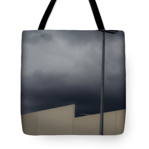 Empty Threat Tote Bag