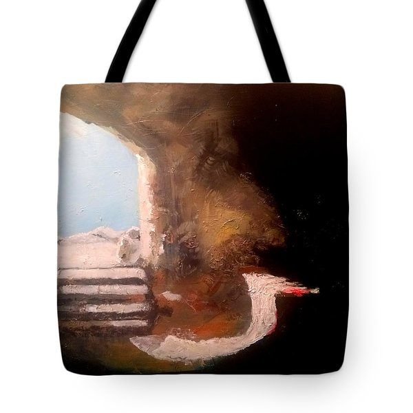 Empty Tomb Tote Bag