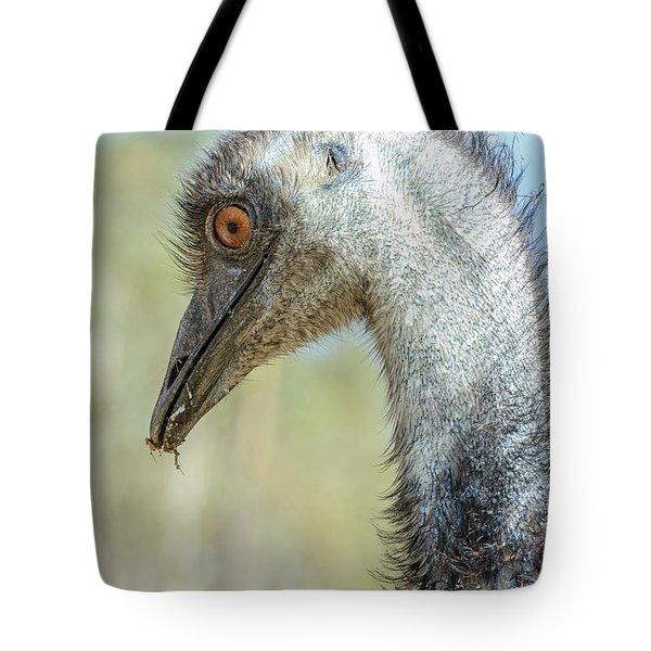 Emu 3 Tote Bag