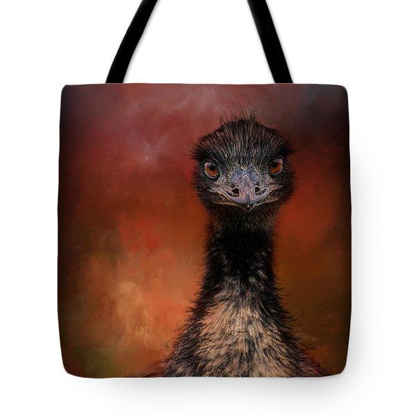 Emu Stare Tote Bag