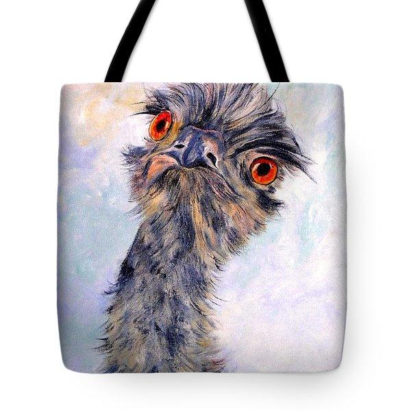 Emu Twister Tote Bag