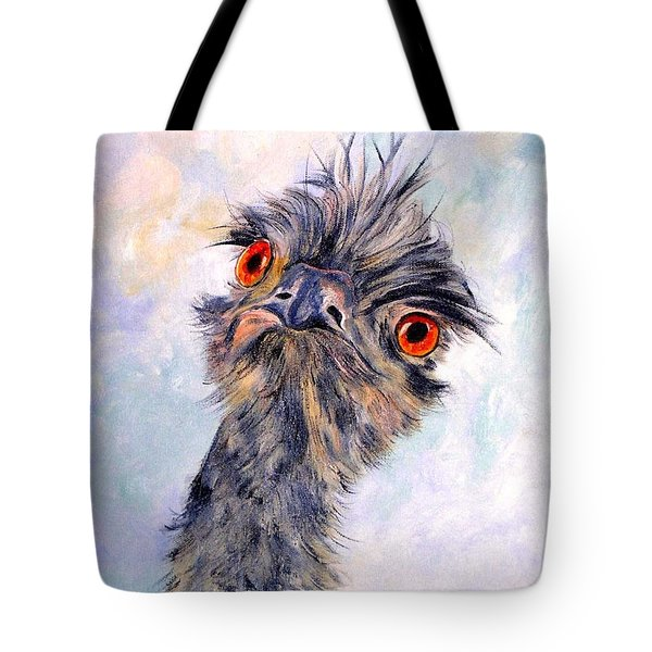 Emu Twister Tote Bag
