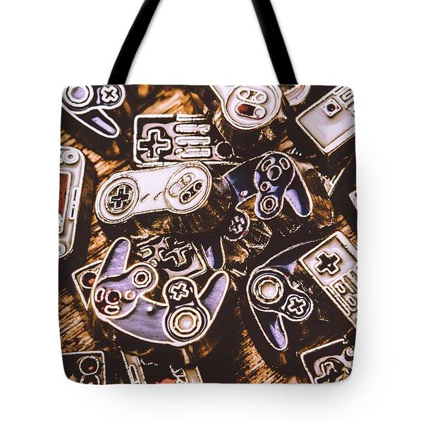 Emulating The Classics Tote Bag