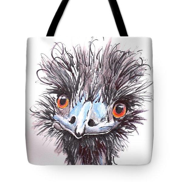 Emusing 5 Tote Bag