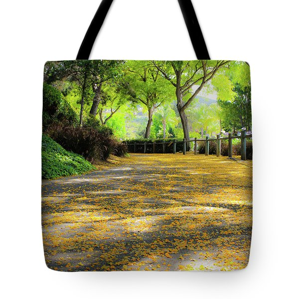 Enchanted Path Tote Bag