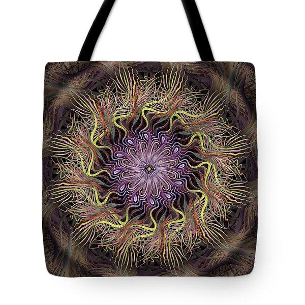Enchanted Florist Tote Bag