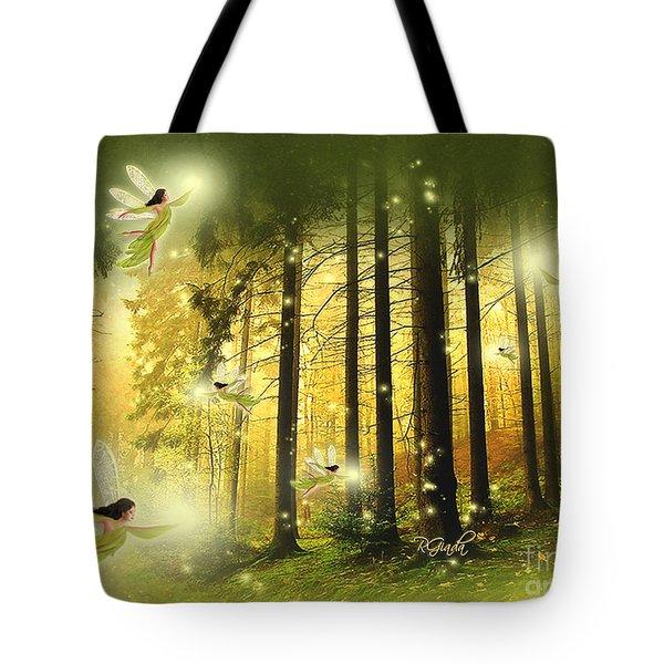 Enchanted Forest Fantasy Art By Giada Rossi Digital Art