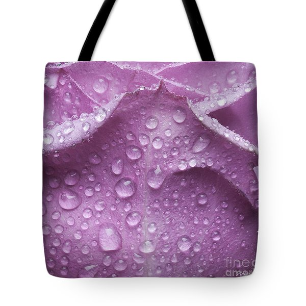 Tote Bag featuring the photograph Enchanted by Michelle Wiarda