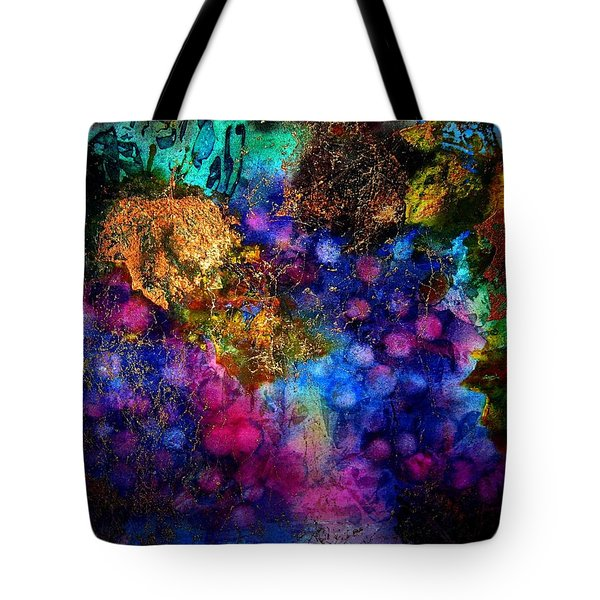 Enchanted Vineyard Tote Bag