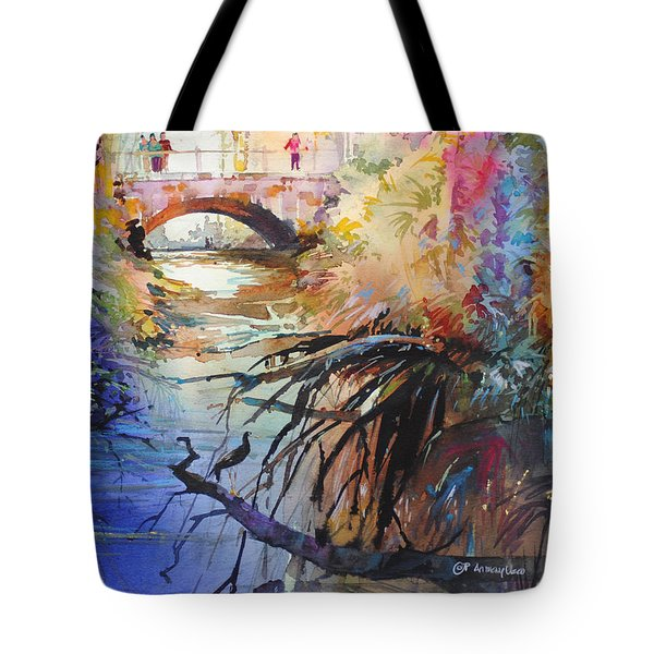 Enchanted Waters Tote Bag