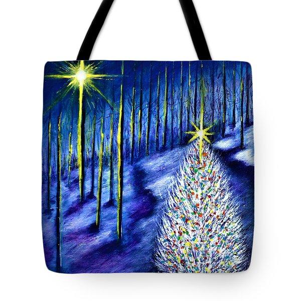 Enchanted Woods  Tote Bag