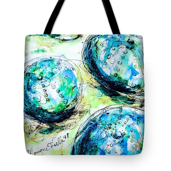 Enchanthing Sea Urchins Tote Bag