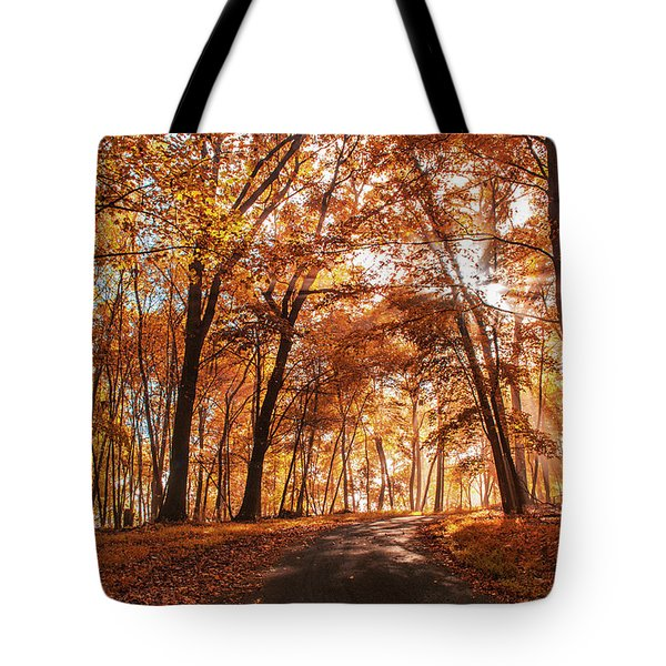 Enchanting Fall Tote Bag
