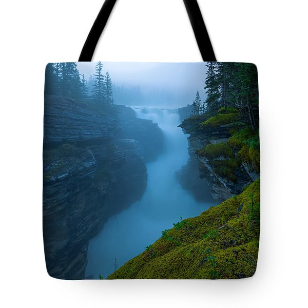 Enchanting Mist Tote Bag