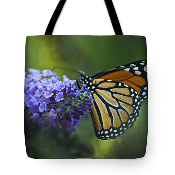 Enchanting Monarch Tote Bag