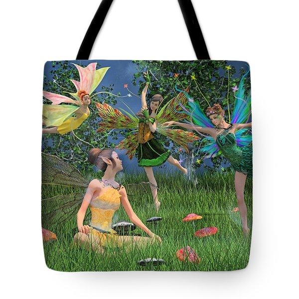 Enchanting Souls Tote Bag