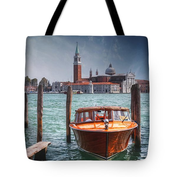 Enchanting Venice Tote Bag