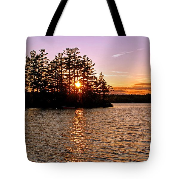 Tote Bag featuring the photograph Enchantment by Lynda Lehmann
