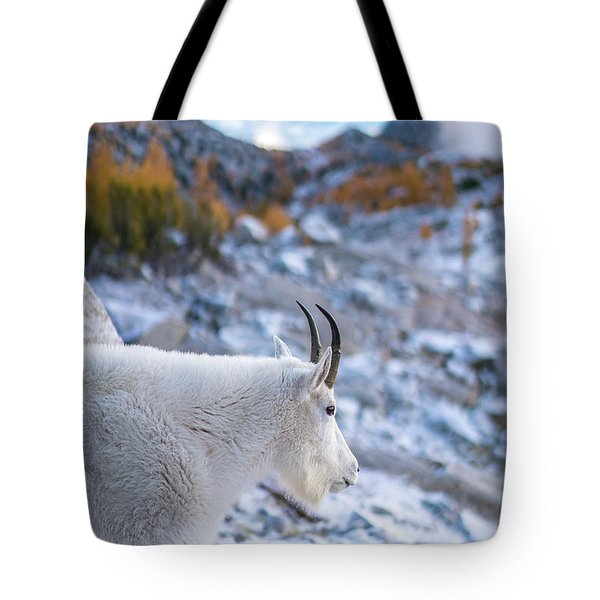 Enchantments Local Goat Resident Tote Bag