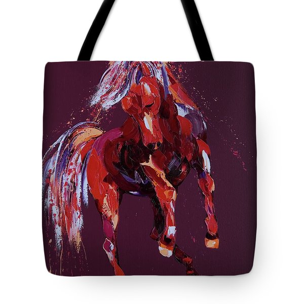 Enchantress Tote Bag by Penny Warden