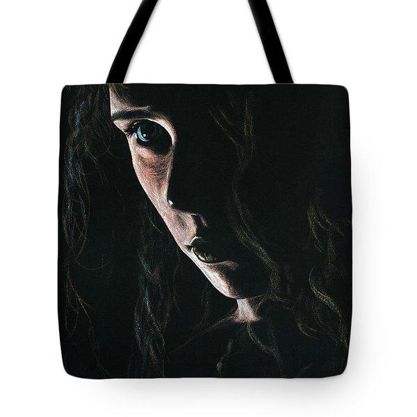 Enchantress Tote Bag by Richard Young