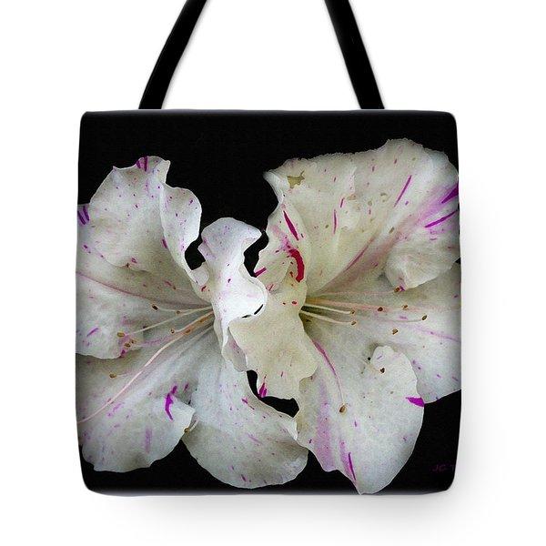 Encore Azaleas Tote Bag