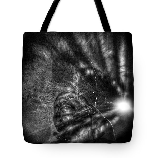 Encounters With Lord Harden Number Two Tote Bag