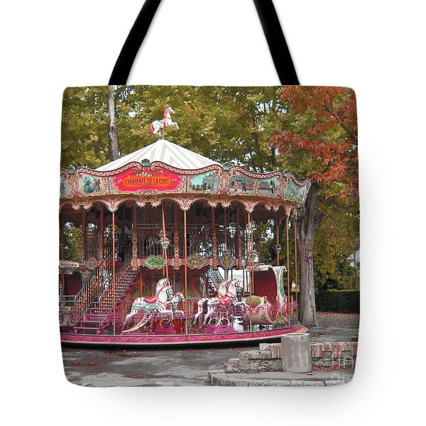 Tote Bag featuring the photograph End Of A Season by Victoria Harrington