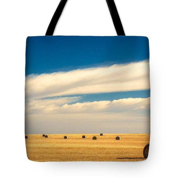 End Of Autumn Tote Bag