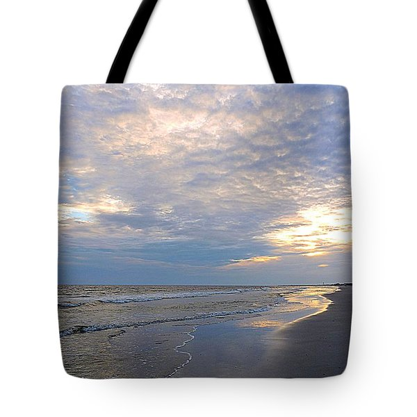 End Of Day Beauty Tote Bag