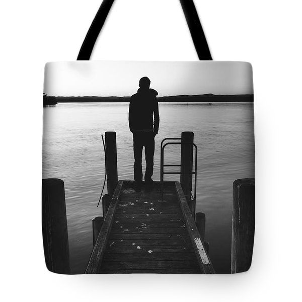 End Of Grey Days Tote Bag