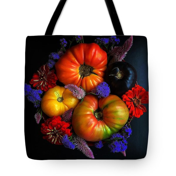 End Of Summer Colors Tote Bag