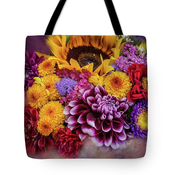 End Of Summer Tote Bag