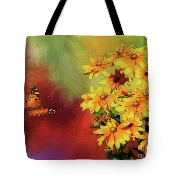 End Of Summer Tote Bag by Suzanne Handel