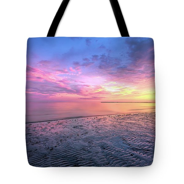End Of The Day. Tote Bag