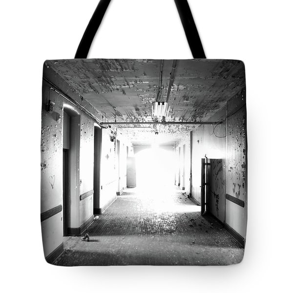 End Of The Hall Tote Bag