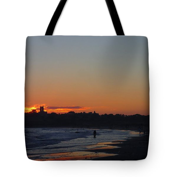 End Of The Island Day. Tote Bag
