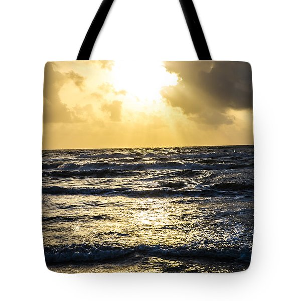 End Of The Season Padre 59 Tote Bag