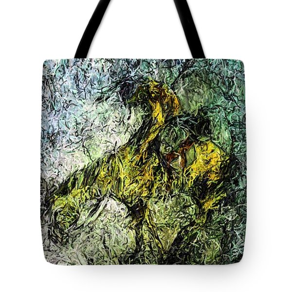 End Of The Trail 5 Tote Bag