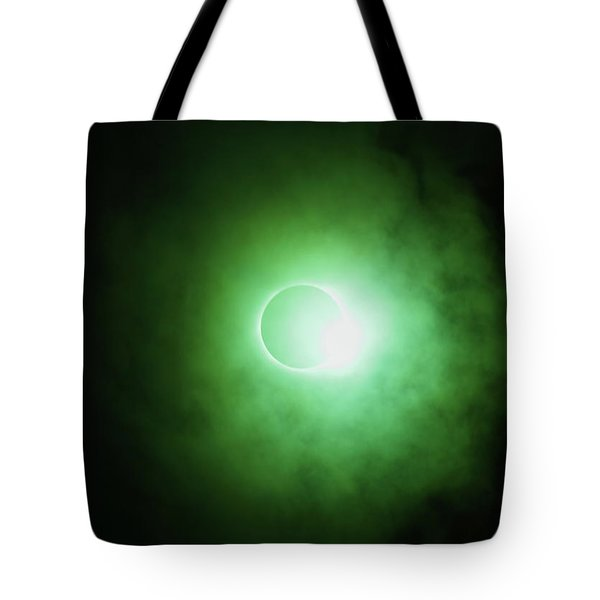 End Of Totality Tote Bag
